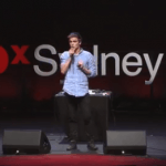 Tom Thum haciendo Beat Box en TedX