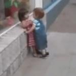 El bebe que sufre por amor