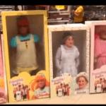 Vídeo de muñecos que hablan, piensan y asustan