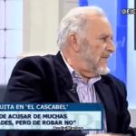 Julio Anguita dando lecciones en 13TV