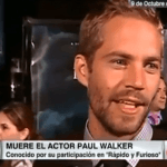 Vídeo del accidente de Paul Walker (A todo gas) donde murió