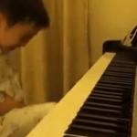 El niño prodigio pianista