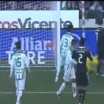 Cristiano Ronaldo es expulsado por agredir a un jugador