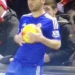 El jugador del Chelsea Ivanovic huele mal